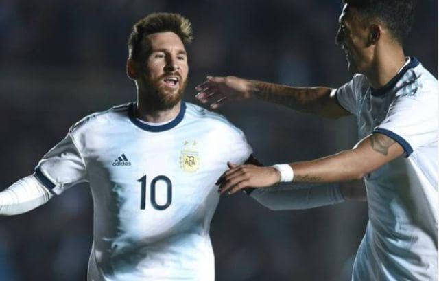 Argentina vs Nicaragua - Argentina 5 Nicaragua 1 Lionel Messi brace inspires rout