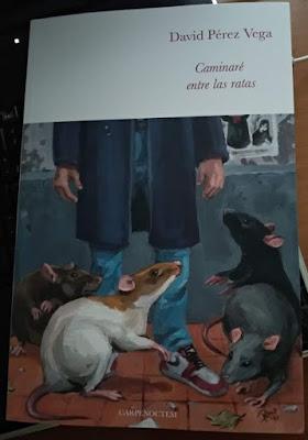 editorial Carpe Noctem, David Pérez Vega