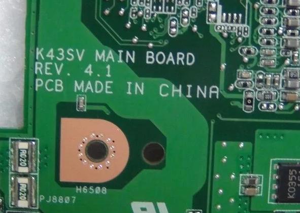 ASUS K43SV REV 4.1 gt630m VGA Laptop Bios
