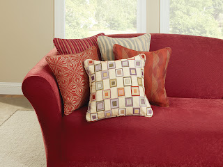 help me accessorize my living room contemporary with wood burner sure fit slipcovers: happy first day of summer!