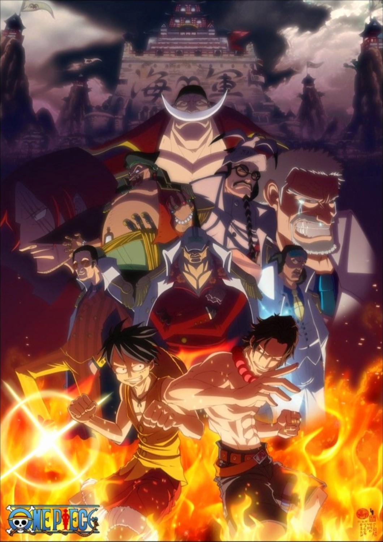 One Piece วันพีช ซีซั่น 14 สงครามมารีนฟอร์ด ตอนที่ 457-516 พากย์ไทย
