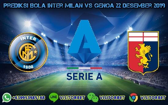 Prediksi Skor Inter Milan vs Genoa 22 Desember 2019