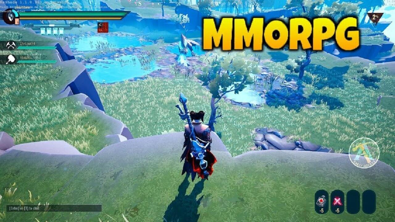 Best Free MMORPG Games of 2020