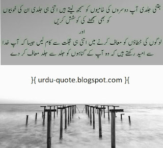 Urdu Lovely Quotes 27