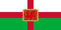Flag of the Kingdom of England and Wales