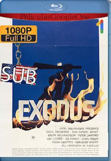 Exodo [1960] [1080p BRrip] [Ingles-Subtitulado] [HazroaH]