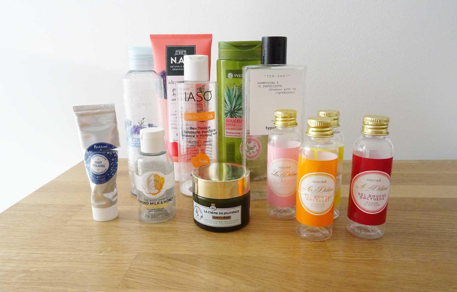 produits terminés produits hygiène soins visage