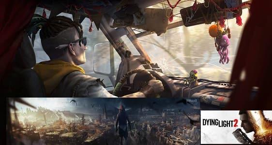 لعبة Dying Light 2 (داينغ لايت 2)