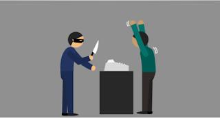 Perampok satroni kantor Dinas PUPR Cirebon, 2 sekuriti disekap