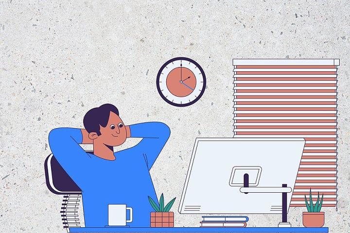 Cómo engañar a tu computadora (y jefe) para que piense que estás trabajando