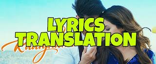 Raanjhana Lyrics in English   with Translation   – Arijit Singh   Hina Khan, Priyank Sharma
