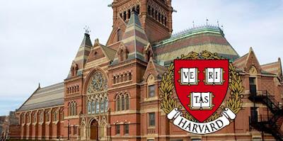 Beasiswa S-3 Di Harvard University - Amerika informasi terbaru