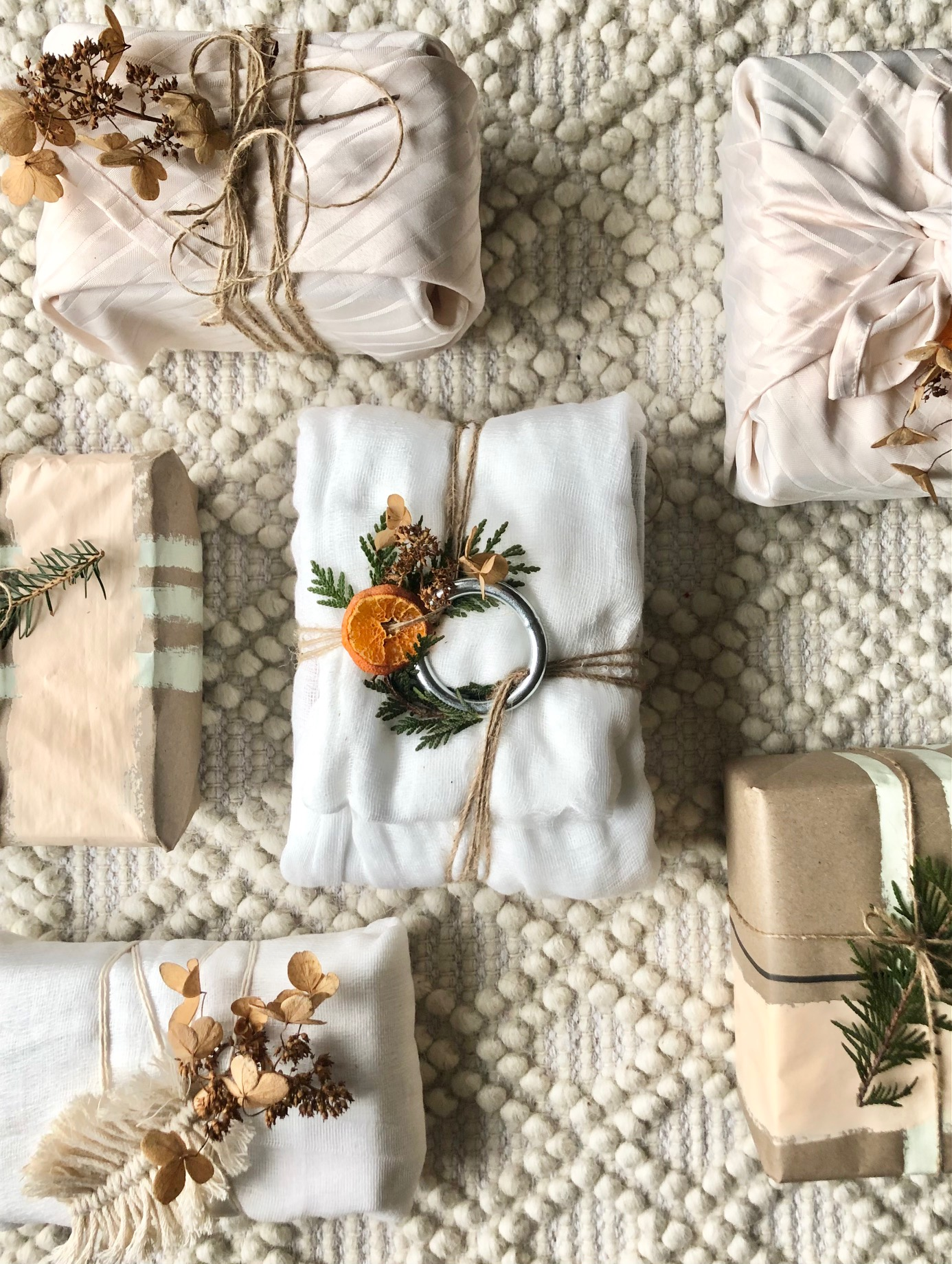 Sustainable Gift Wrapping Ideas
