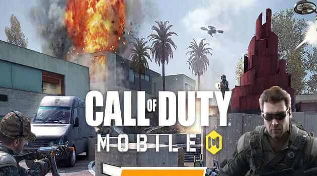 تحميل وتثبيت لعبة Call of Duty Mobile