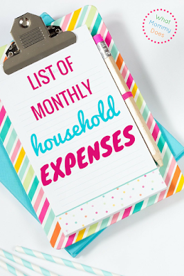 daftar belanja bulanan