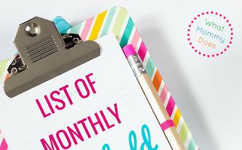 Siapkan Daftar Belanja Bulanan, Cara Hemat Ibu-ibu