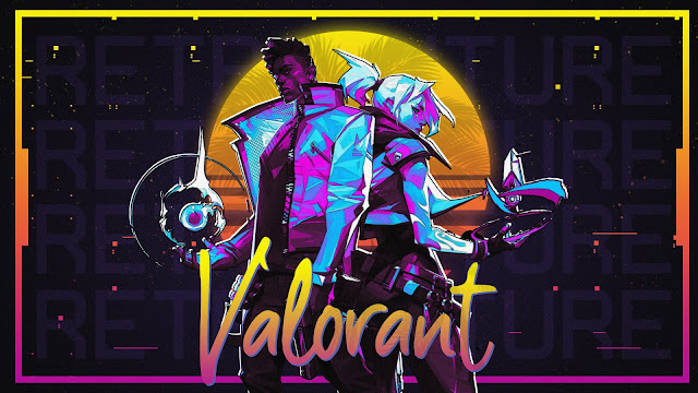 Valorant Wallpaper 1080p