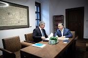 Bodó Sándor képviselő Úr a napokban Orbán Viktorral egyeztetett