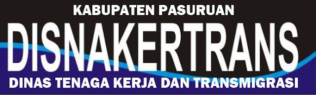 Disnakertrans, Kabupaten, Pasuruan, Disnaker, Depnaker