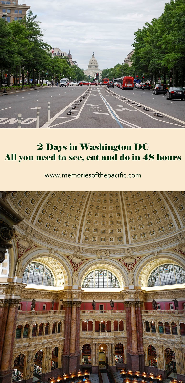 washington dc itinerary capitol jefferson building pinterest pinneable guide map
