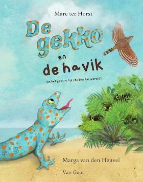 De gekko en de havik - Marc ter Horst