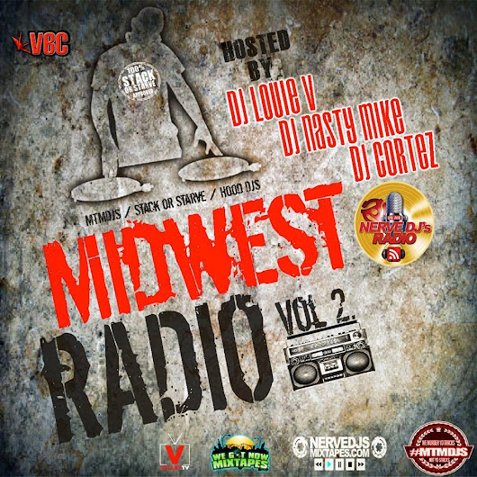 [Purchase]: Mid-West Radio Vol.2 - Song Placement Slots - Via @DjLouieV