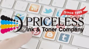 Priceless Ink & Toner -- Blog & Social Media