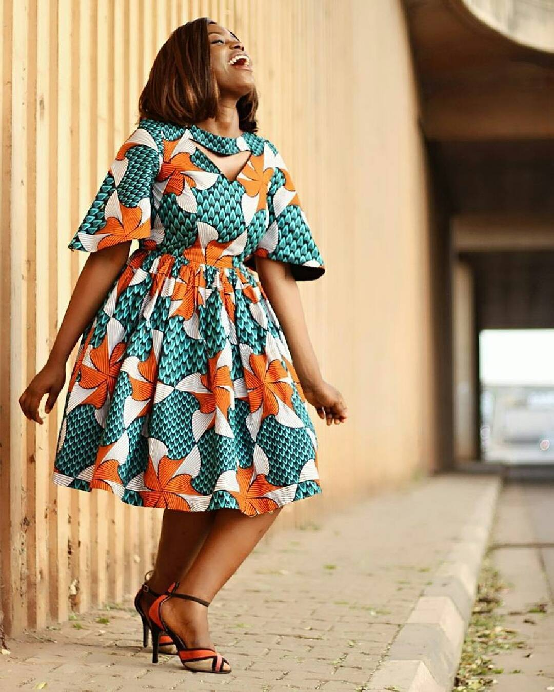 Check Out These 50 Ankara Latest Fashion Styles: Latest ...