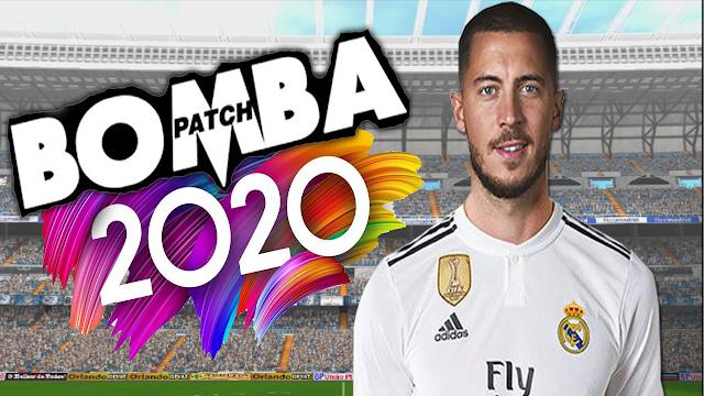 BOMBA PATCH MANIA 2020 (PS2)