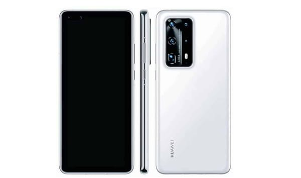 The latest PENTA camera functionality leak appears on the P40 PRO