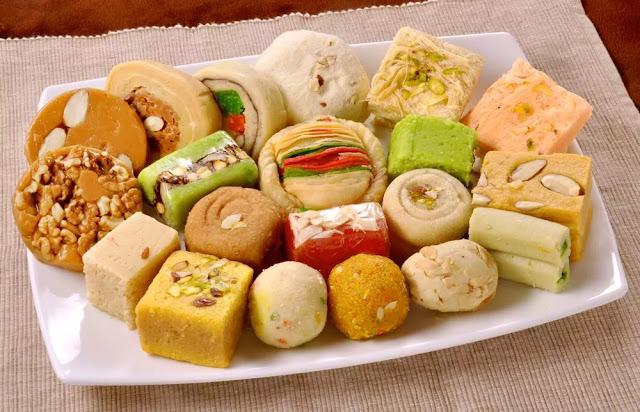 diwali sweets recipes in hindi