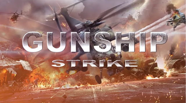 Download Gunship Strike 3D Mod Apk Unlocked