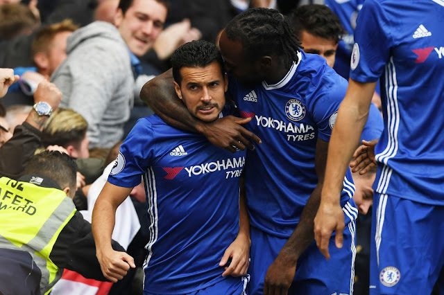 Chelsea vs Tottenham : Saatnya Rekor Ternoda!