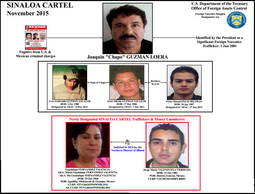 "Borderland Beat: Police arrested ""La Patrona"" alleged ..."