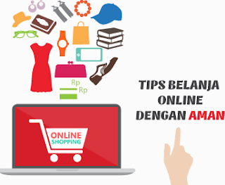 Tips untuk Belanja Online Aman