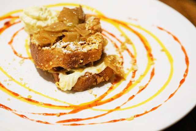 Apple Cinnamon Frenchie