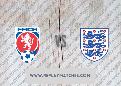 Czech Republic vs England -Highlights 22 June 2021