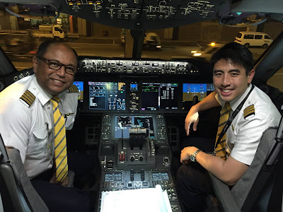 FLYSCOOT PILOT RECRUITMENT - DIRECT ENTRY B787 CAPTAIN AND FIRST ...