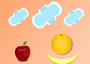 Receita Contra Menstruação em Excesso: Suco de Maçã com Melão