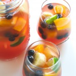 Healthy Sangria Alcohol-Free And Sugar-Free