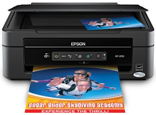 Epson XP-200 Printer Driver Download