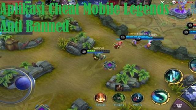 Aplikasi Cheat Mobile Legends Anti Banned