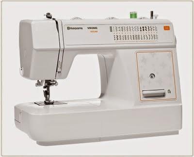 máquina de coser Husqvarna Viking H E-20