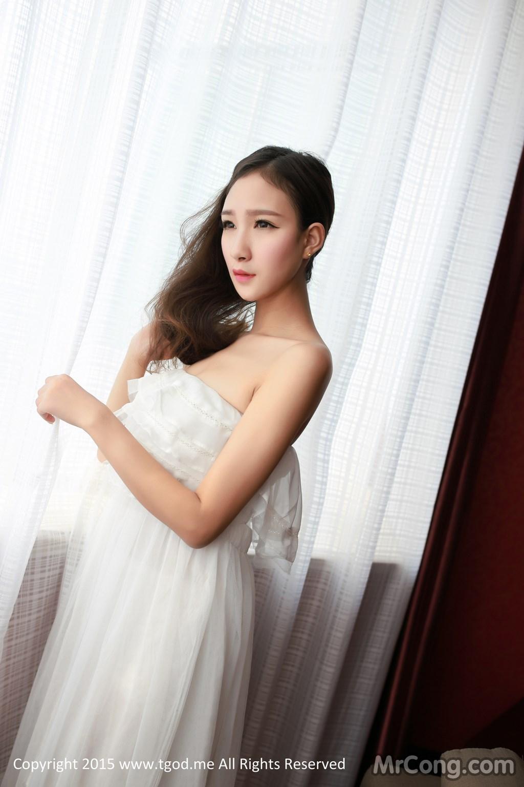 TGOD 2015-02-02: Model Xiao Tong (晓彤) (51P)