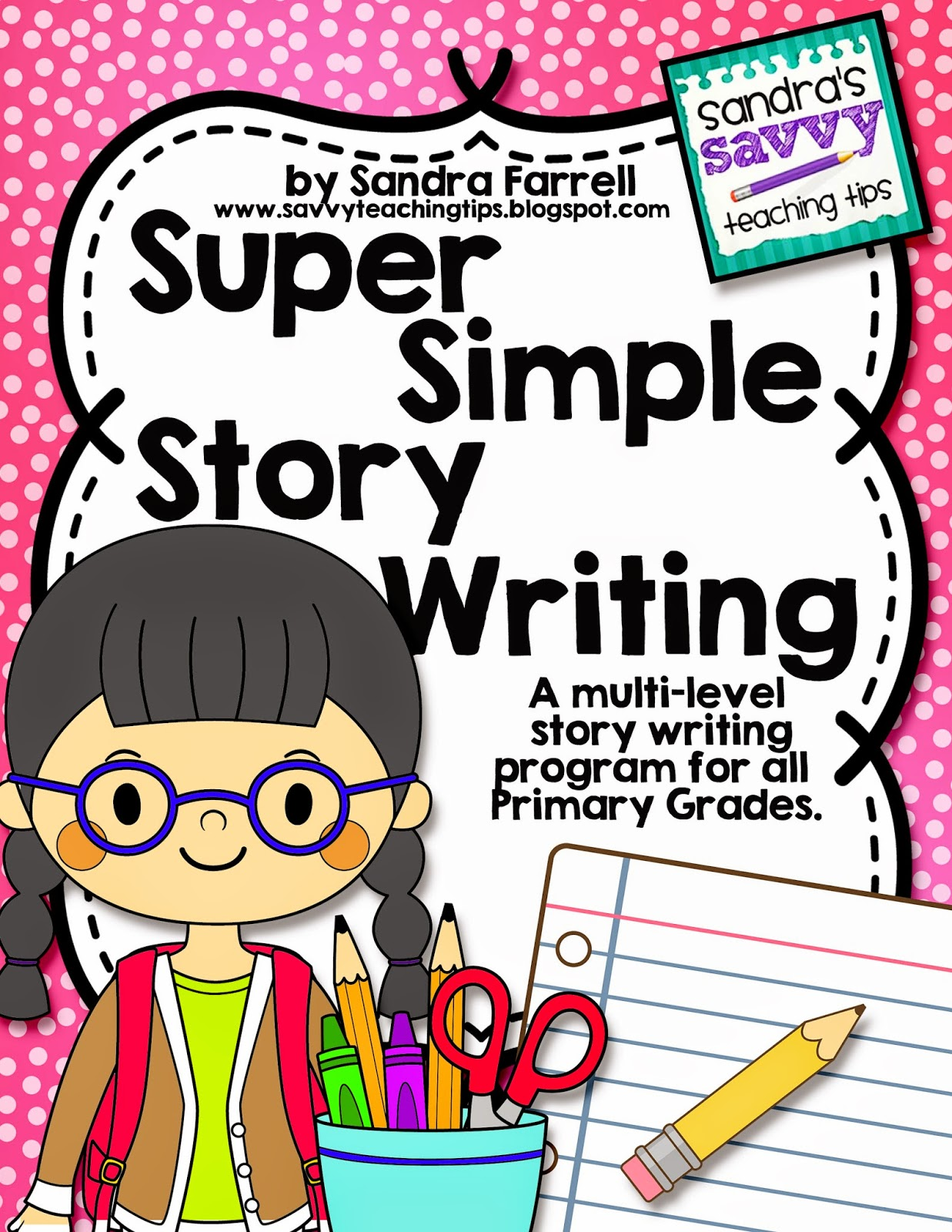 Super Simple Story Writing