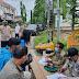 Hari Pertama PSBM, Waka Polres Majalengka Pimpin Ops Yustisi Sasar Pengguna Jalan