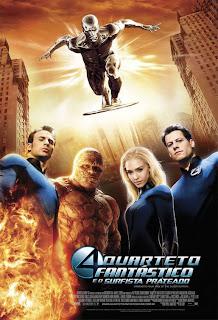 Fantastic 4: Rise of the Silver Surfer  สี่พลังคนกายสิทธิ์: กำเนิดซิลเวอร์ เซิรฟเฟอร์