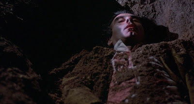 Julian Marty buried alive, Blood Simple (1984), Directed by Joel Coen, Coen Brothers debut film