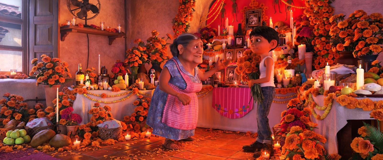 Coco Film Still
