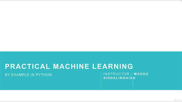 Practical Machine Learning by Example in Python